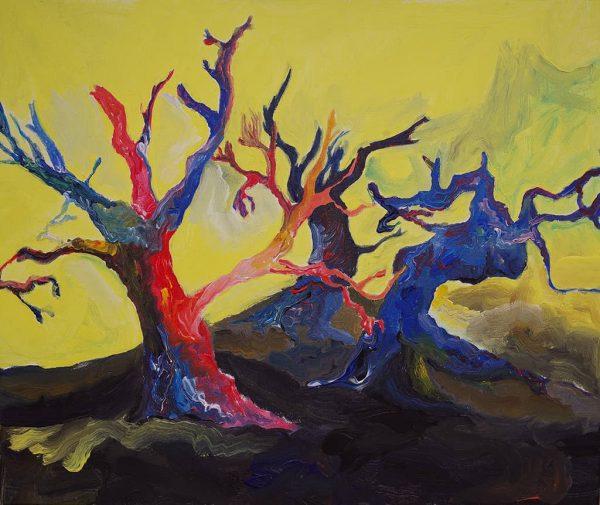 Dancing Trees / Танцуващи дървета - 2019